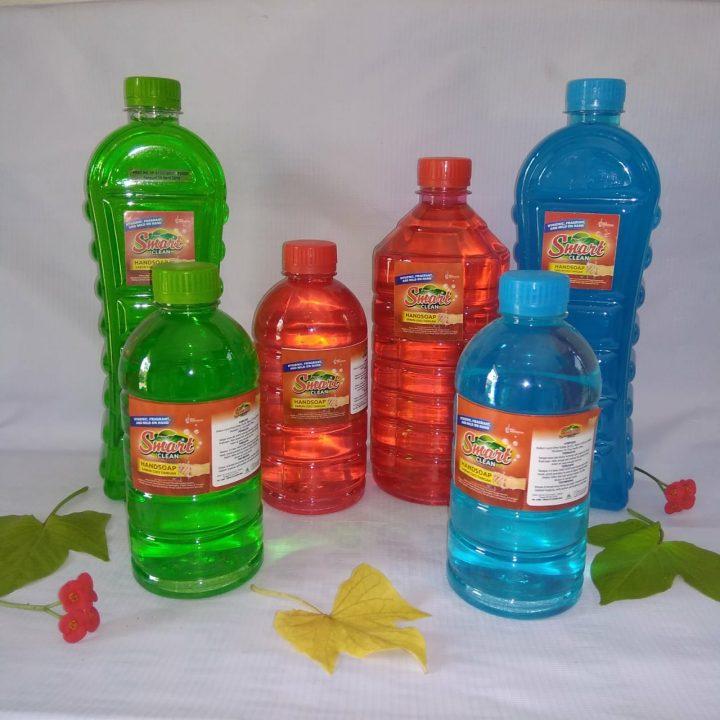 Petunjuk Pembuatan Sabun Ramah Lingkungan SMART CLEAN