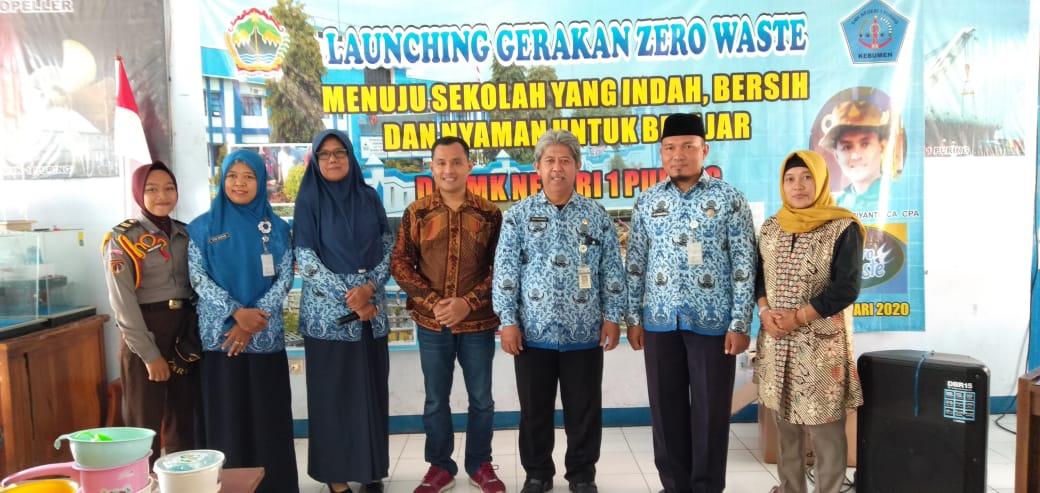 Bimtek Dan Launching Zero-Waste (Nol Sampah Bukan Retorika)